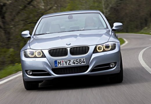 BMW 316i Sedan E90 II 1.6 122KM (benzyna)