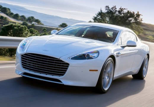 ASTON MARTIN Rapide S Coupe 6.0 558KM (benzyna)