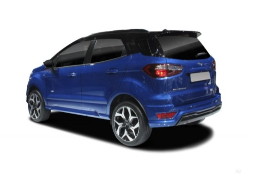 FORD Ecosport hatchback tylny lewy