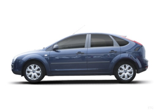 FORD Focus III hatchback boczny lewy