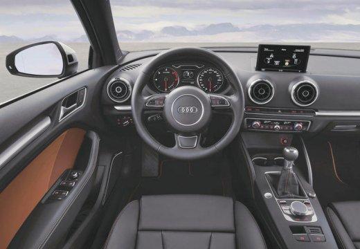 AUDI A3 Limousine I sedan tablica rozdzielcza