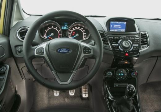 FORD Fiesta VIII hatchback tablica rozdzielcza