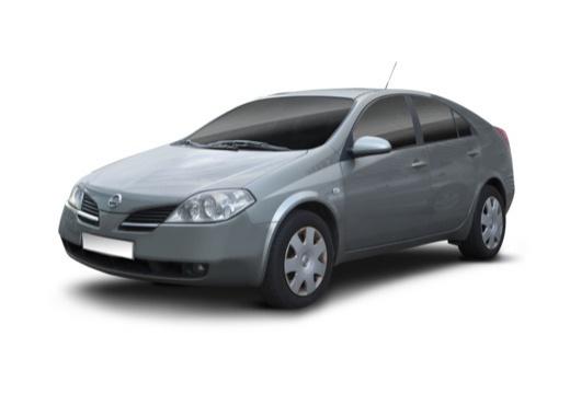 NISSAN Primera IV hatchback przedni lewy