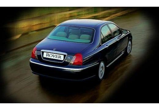 ROVER R 75 sedan niebieski jasny tylny prawy