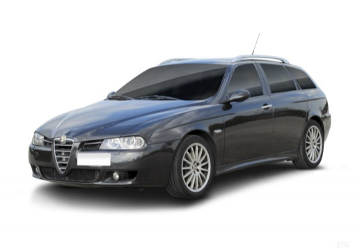 ALFA ROMEO 156 kombi przedni lewy