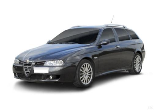 ALFA ROMEO 156 Sportwagon III kombi przedni lewy