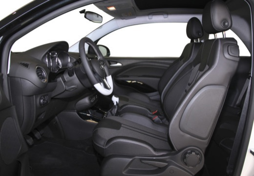 opel adam 1 4 rocks unlimited hatchback 87km 2016. Black Bedroom Furniture Sets. Home Design Ideas