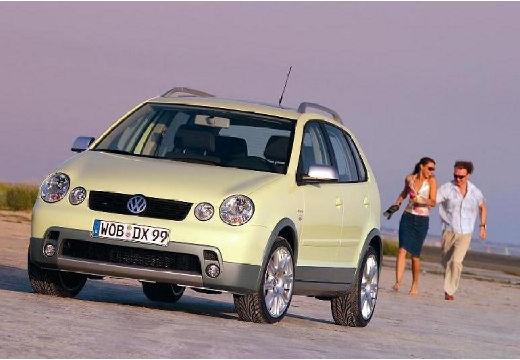 VOLKSWAGEN Polo 1.4 FSI Fun Hatchback IV I 86KM (benzyna)