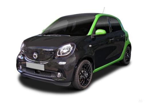 smart forfour electric drive hatchback ii 82km 2017. Black Bedroom Furniture Sets. Home Design Ideas