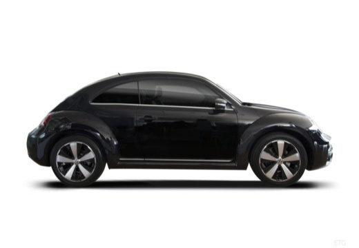 VOLKSWAGEN New Beetle coupe boczny prawy