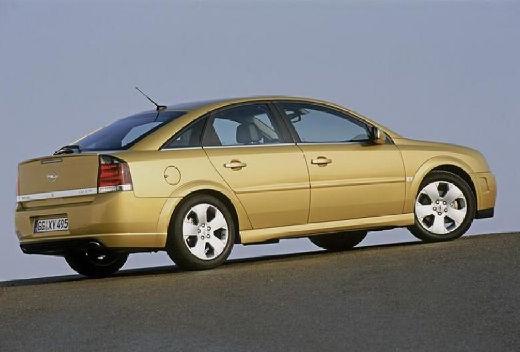OPEL Vectra C I hatchback złoty tylny prawy