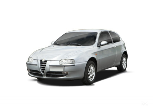ALFA ROMEO 147 hatchback przedni lewy