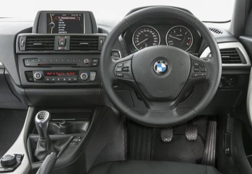 BMW Seria 1 F20 I hatchback tablica rozdzielcza