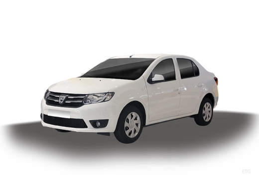 DACIA Logan 1.5 dCi SL Celebration SS EU6 Sedan III 90KM (diesel)