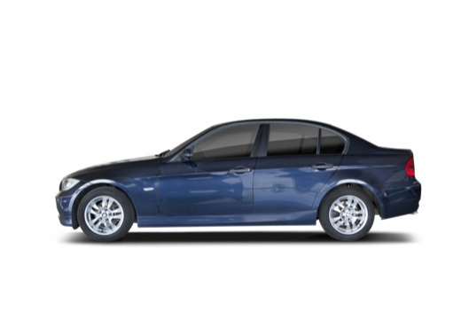 BMW Seria 3 E90 I sedan boczny lewy
