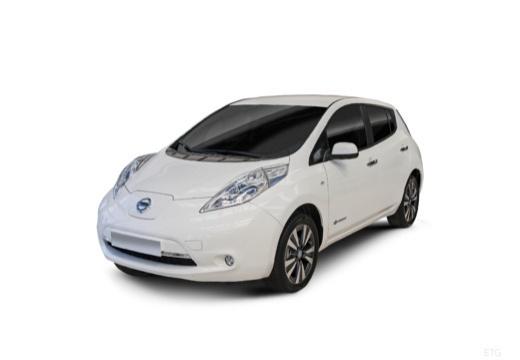 NISSAN Leaf 24kWh Visia Hatchback II 109KM (elektryczny)