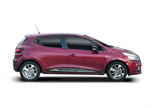 RENAULT Clio hatchback boczny prawy