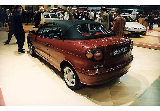 RENAULT Megane Kabriolet Cabrio I