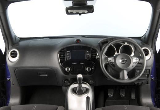 NISSAN Juke II hatchback tablica rozdzielcza