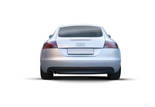 AUDI TT I coupe tylny
