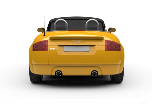 AUDI TT Coupe 8N roadster tylny