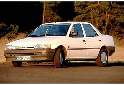 FORD Orion sedan biały przedni lewy