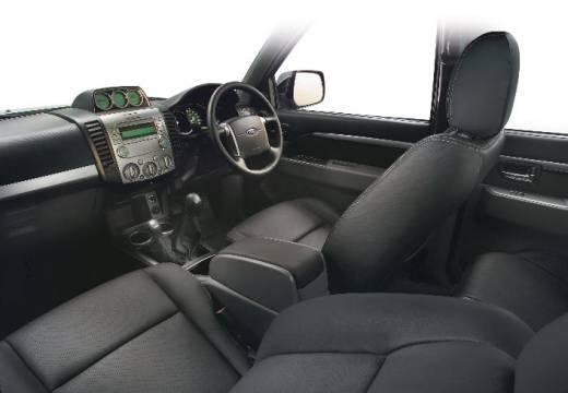 FORD Ranger II pickup wnętrze