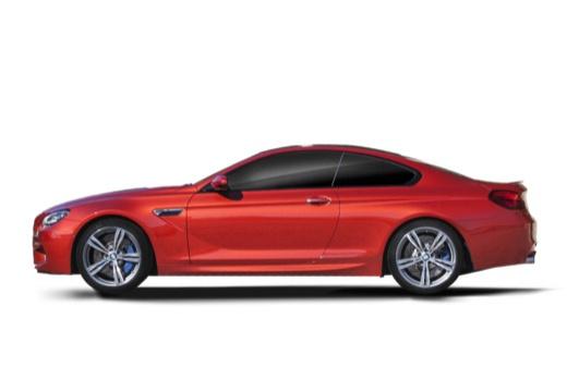 BMW Seria 6 F13 I coupe boczny lewy
