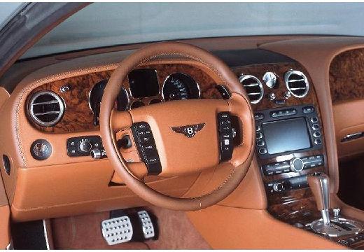 BENTLEY Continental coupe tablica rozdzielcza