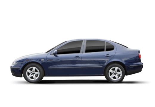 SEAT Toledo II sedan boczny lewy