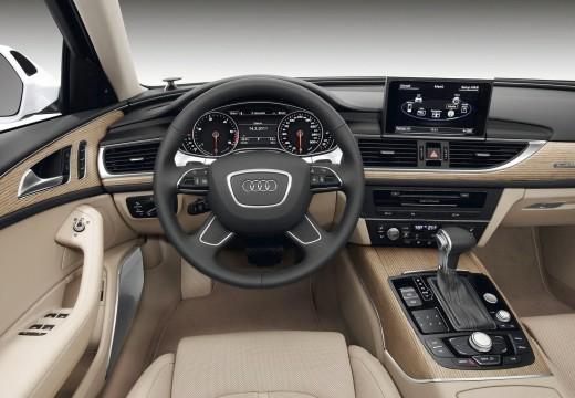 AUDI A6 Avant C7 I kombi tablica rozdzielcza