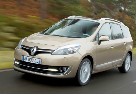 RENAULT Scenic Gr. 1.6 dCi Energy Limited Kombi mpv III Grand 130KM (diesel)