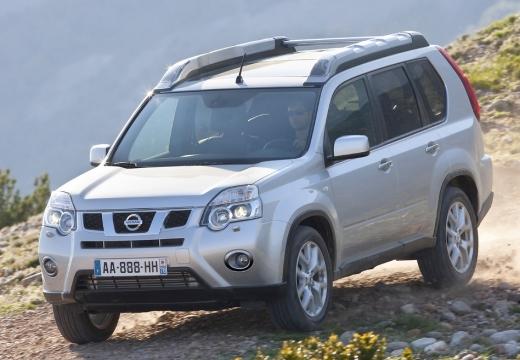 NISSAN X-Trail 2.0 dCi SE aut Kombi III 150KM (diesel)