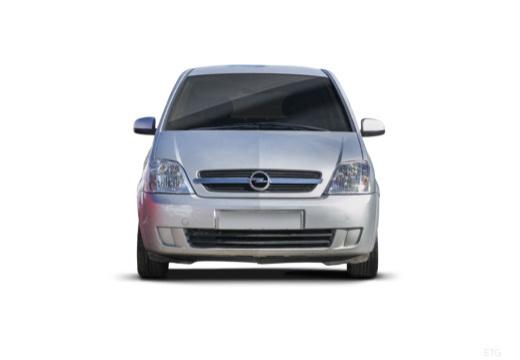 OPEL Meriva II hatchback przedni