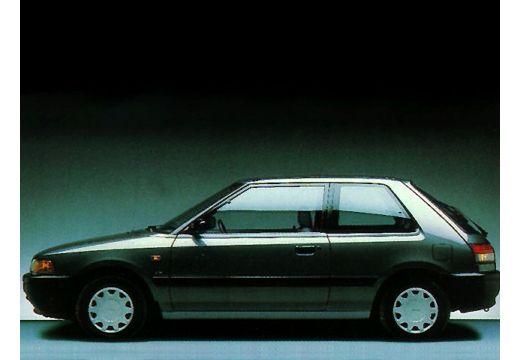 MAZDA 323 1.8i 16V GT-R Turbo Hatchback III 1.9 185KM (benzyna)
