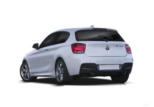 BMW Seria 1 F21 I hatchback tylny lewy