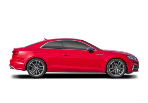 AUDI A5 coupe boczny prawy