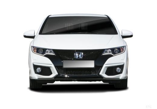 HONDA Civic hatchback przedni