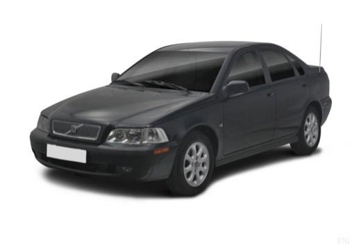 VOLVO S40 III sedan przedni lewy