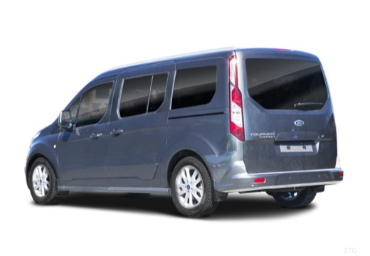 FORD Tourneo Connect I kombi tylny lewy