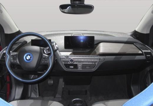 BMW i3 I01 II hatchback tablica rozdzielcza