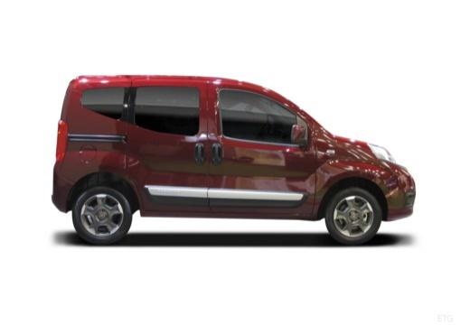 FIAT Fiorino/Qubo kombi boczny prawy