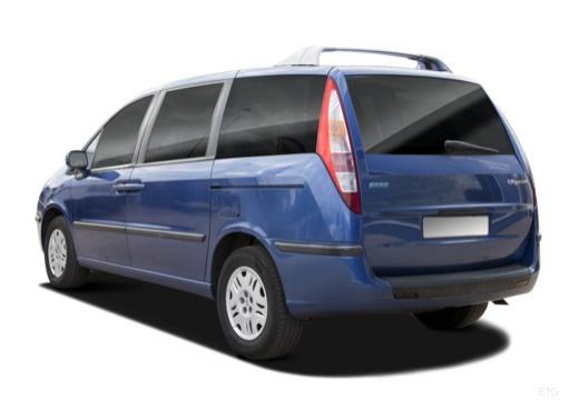 FIAT Ulysse III van niebieski jasny tylny lewy