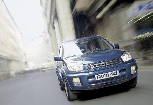 Toyota RAV4 1.8 VVT-i 4x2 Kombi II 125KM (benzyna)