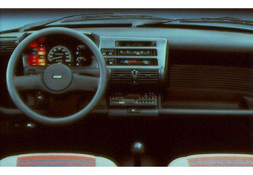 FIAT Cinquecento hatchback tablica rozdzielcza