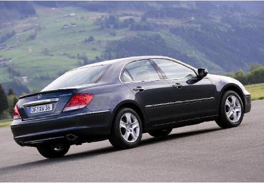 HONDA Legend sedan silver grey tylny prawy
