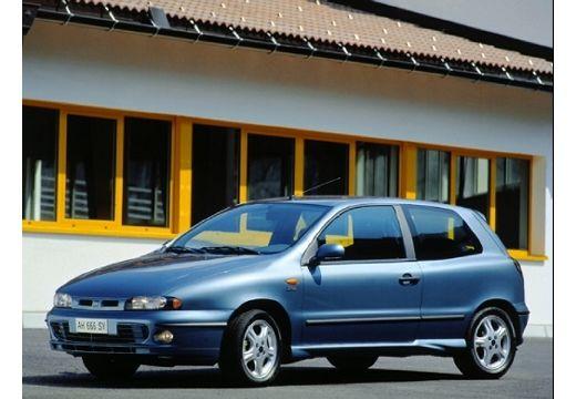 FIAT Bravo I hatchback niebieski jasny przedni lewy