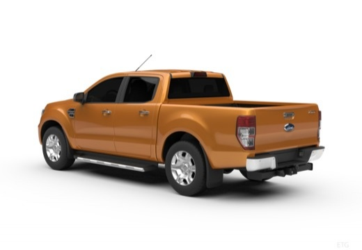 FORD Ranger pickup tylny lewy
