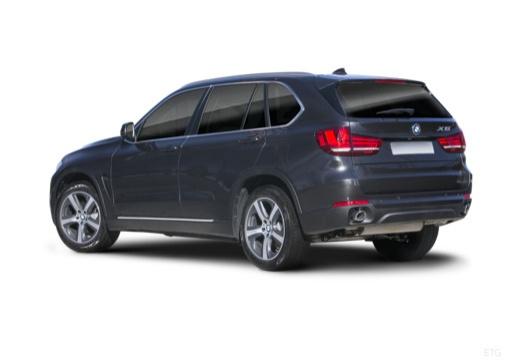 BMW X5 kombi tylny lewy