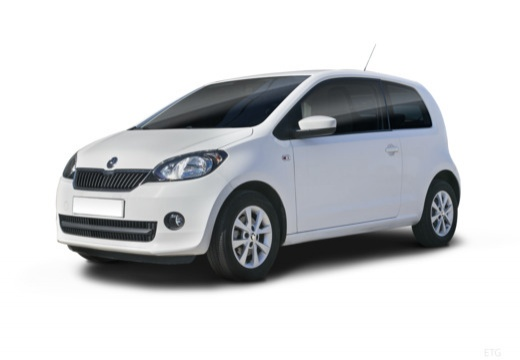 SKODA Citigo I hatchback
